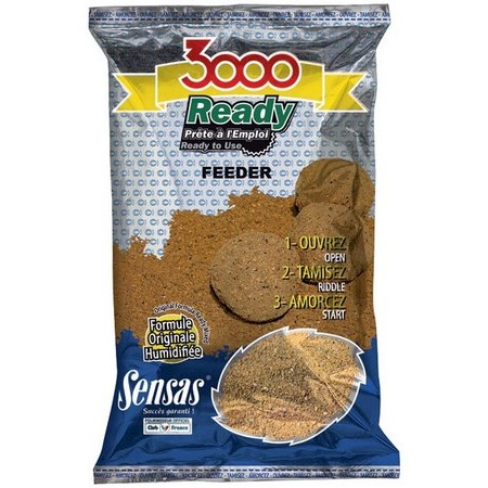 AMORCE SENSAS 3000 READY FEEDER