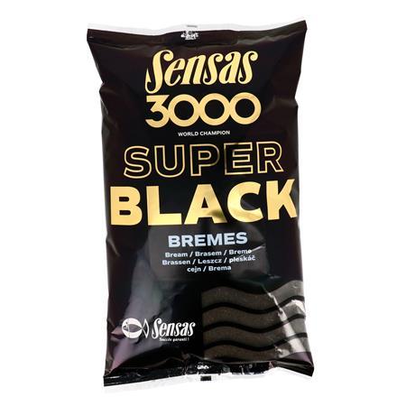 AMORCE SENSAS 3000 SUPER BLACK BREMES
