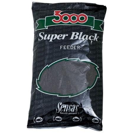AMORCE SENSAS 3000 SUPER BLACK FEEDER