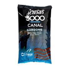 Sensas  3000 SUPER CANAL GARDONS 1 kg