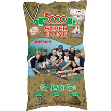 AMORCE SENSAS 3000 SUPER ETANG BREMES - 1 kg