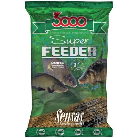 AMORCE SENSAS 3000 SUPER FEEDER CARPE