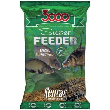 AMORCE SENSAS 3000 SUPER FEEDER ETANG