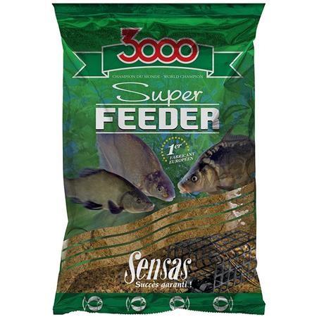 AMORCE SENSAS 3000 SUPER FEEDER LAKE
