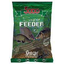 AMORCE SENSAS 3000 SUPER FEEDER RIVER BLACK