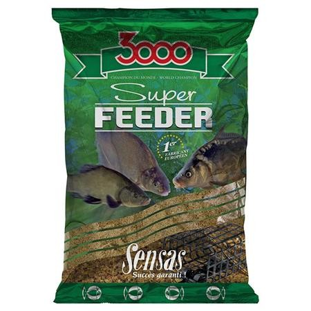 AMORCE SENSAS 3000 SUPER FEEDER RIVER
