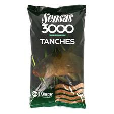 Baits & Additives Sensas 3000 TANCHES 1 KG