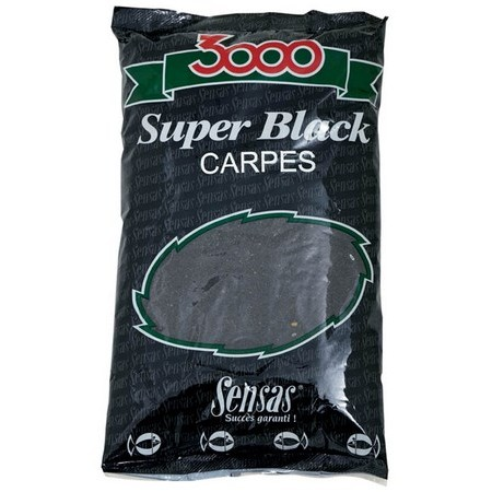 AMORCE SENSAS 3005 SUPER BLACK CARPE