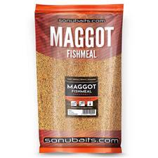 Baits & Additives Sonubaits MAGGOT FISHMEAL S1770003