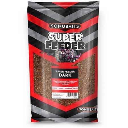 AMORCE SONUBAITS SUPER FEEDER DARK