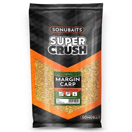 AMORCE SONUBAITS SUPERCRUSH MARGIN CARP