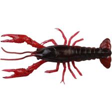 AMOSTRA VINIL SAVAGE GEAR 3D CRAYFISH 8CM - PACK DE 4