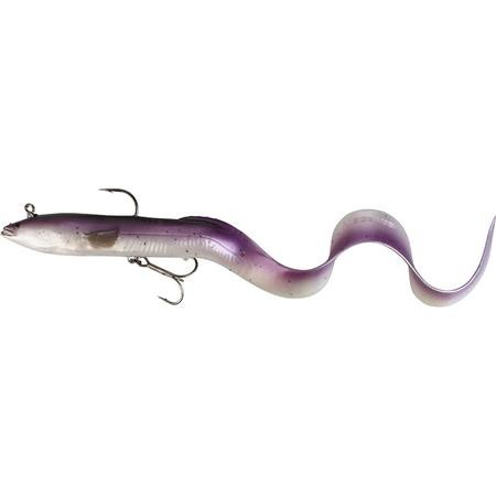 AMOSTRA VINIL SAVAGE GEAR REAL EEL READY TO FISH - 30CM