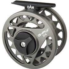 ANGELROLLE DAM QUICK G-FLY REEL