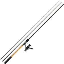 ANGELRUTENSET ANGLAISE DAIWA SWEEPFIRE + MEGAFORCE