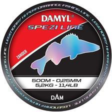 ANGELSCHNUR MONOFILE DAM DAMYL SPEZI LINE SANDRE