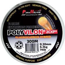 ANGELSCHNUR RAUBFISCH PARALLELIUM POLYVILON FC HYBRID 2CXP