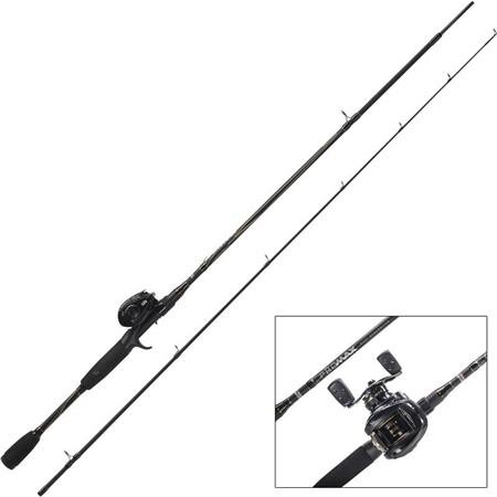 ANGELSET ABU GARCIA PRO MAX PACK ROLLE UND RUTE