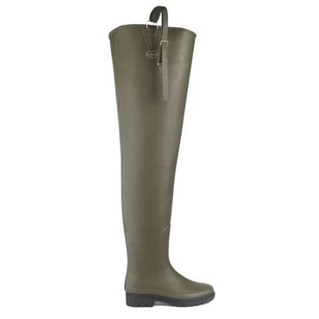 ANGLERSTIEFEL LE CHAMEAU DELTANORD GRUN