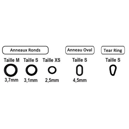 ANNEAU FUN FISHING RINGS
