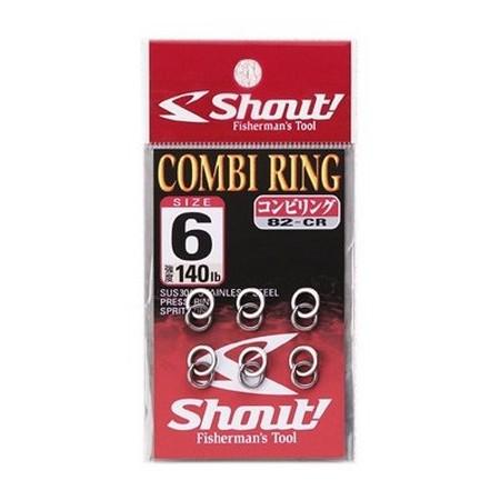 ANNEAU SHOUT COMBI RING - PACK