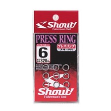 ANNEAU SHOUT PRESS RING - PACK