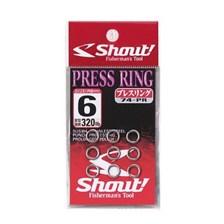 Tying Shout! PRESS RING O 5MM 155LBS