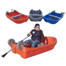 Embarcations Fun Yak 200 CAURIE S COULEUR + AVIRON BLEU