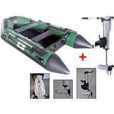 Crafts DBI 300C FISHING VERT + MOTEUR ELECTRIQUE HASWING COMAX 55 LBS ANNEXE 300C FISH + MOTEUR COMAX 55LBS