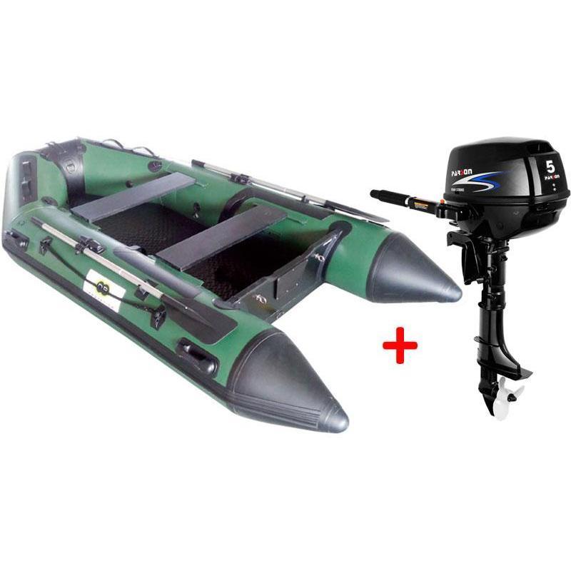 bateau a moteur thermique