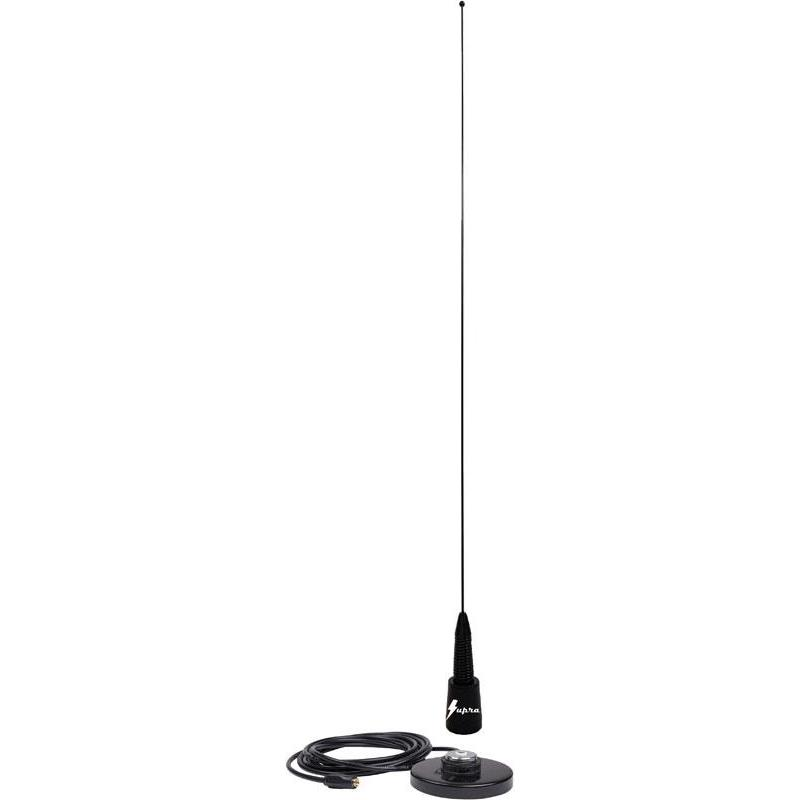 ANTENNE DE TOIT SUPRA FLEX BLACK EDITION - 80CM - 200135