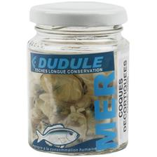 Baits & Additives Dudule APPATS NATURELS CONSERVES COQUES DECORTIQUEES 1009896