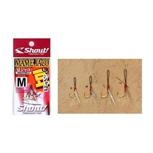 ASSIST HOOK SHOUT MAME JACO - PACK OF 4