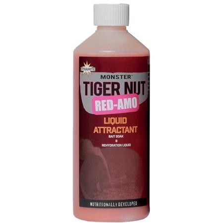 ATTRACTANT LIQUIDE DYNAMITE BAITS LIQUID TIGER NUT RED-AMO