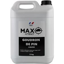 ATTRACTANT SANGLIER NATURAMAX MAX ATTRACT GOUDRON DE PIN JERRICAN  - 5KG
