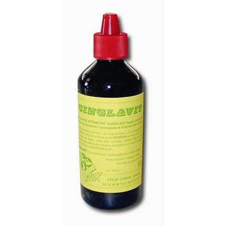 ATTRACTANT SANGLIER VITEX CINGLAVIT