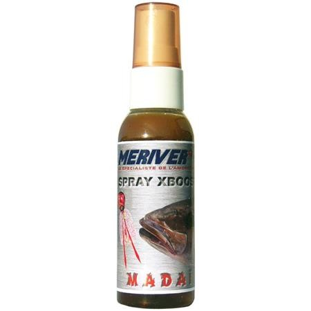 ATTRACTANT SPRAY MERIVER XBOOST MADAI POUR LEURRES - 50ML