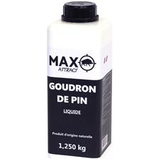 ATTRACTIF SANGLIER NATURAMAX MAX ATTRACT GOUDRON DE PIN BOUILLOTTE - 1.25KG
