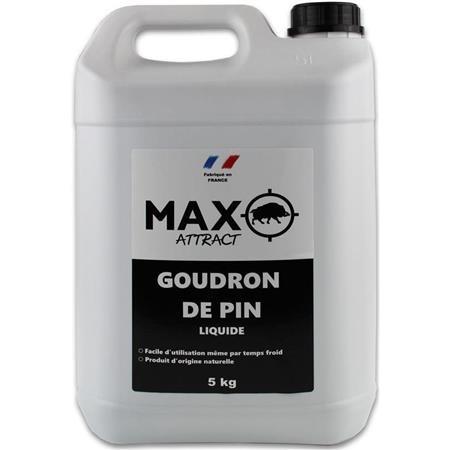 ATTRACTIF SANGLIER NATURAMAX MAX ATTRACT GOUDRON DE PIN JERRICAN  - 5KG