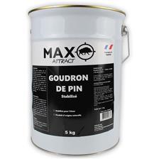 ATTRACTIF SANGLIER NATURAMAX MAX ATTRACT GOUDRON DE PIN SEAU - 5KG