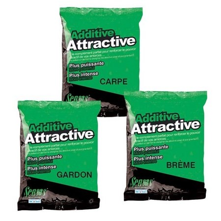 ATTRACTIVE ADDITIVES SENSAS ATTRACTIVE