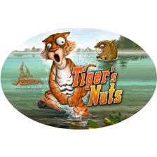 AUFKLEBER QUANTUM RADICAL TIGER'S NUTS