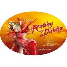AUTOCOLLANT QUANTUM RADICAL RUBBY DUBBY
