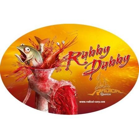 AUTOCOLLANT RADICAL RUBBY DUBBY