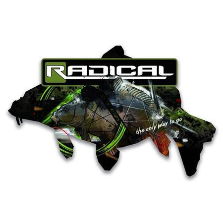 AUTOCOLLANT RADICAL SKETCH STICKER