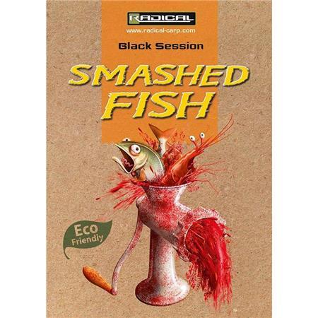 AUTOCOLLANT RADICAL SMASHED FISH