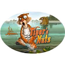 AUTOCOLLANT RADICAL TIGER'S NUTS