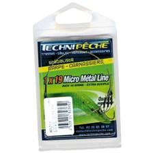 Leaders Technipêche MICRO METAL LINE SUR HAMECON SIMPLE TAILLE 4 5KG