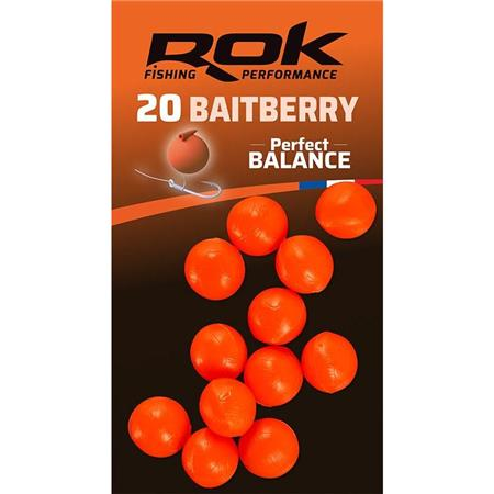 BACCA ARTIFICIALE ROK FISHING BAITBERRY PERFECT BALANCE