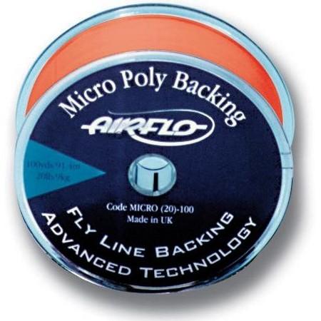 BACKING AIRFLO MICRO POLY BACKING